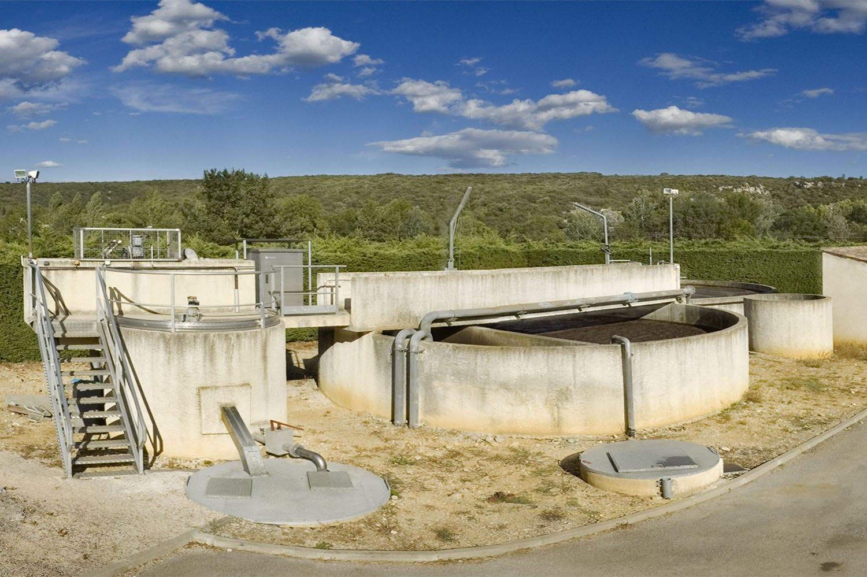 Station d'épuration Alliance Environnement