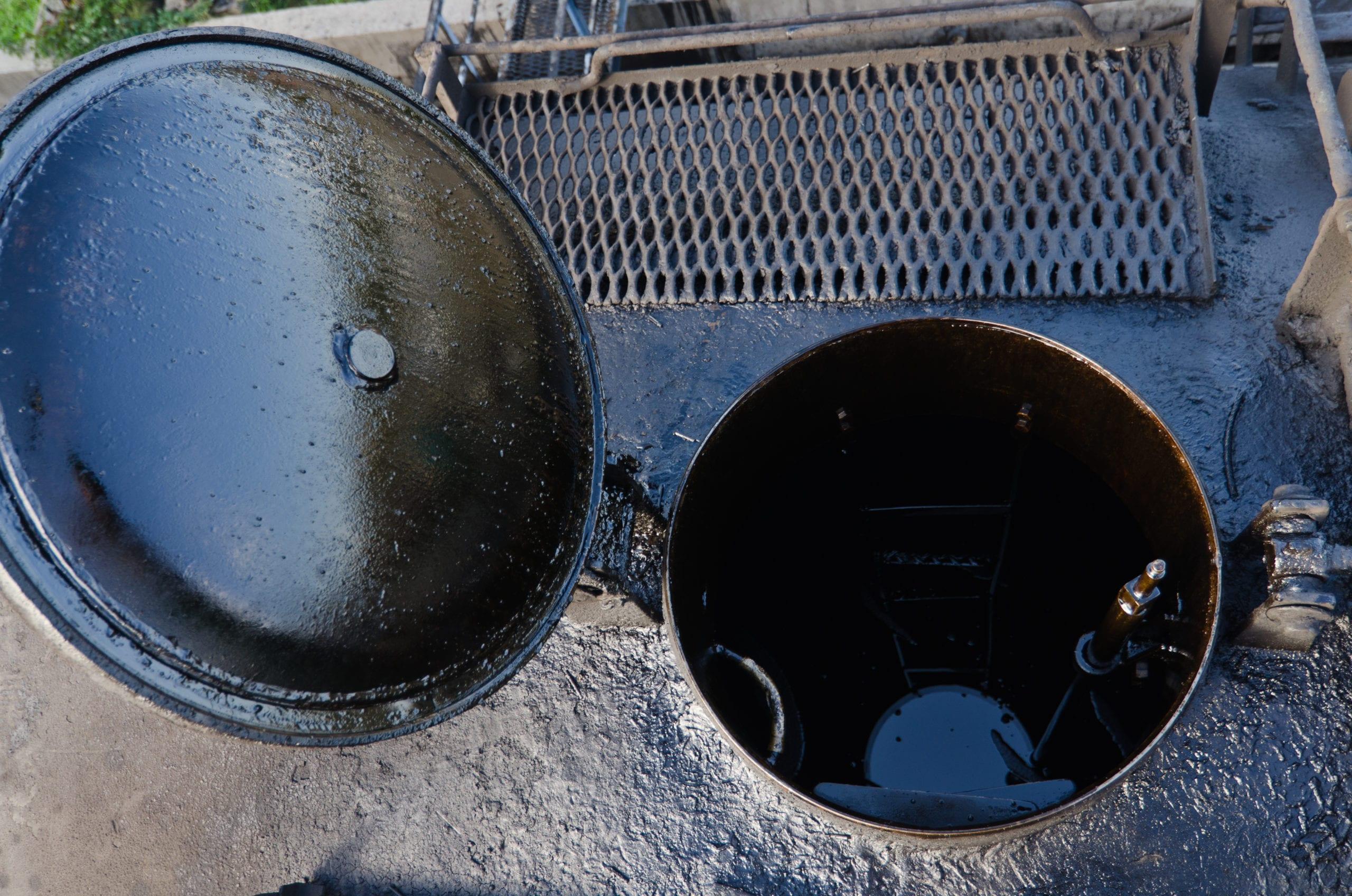 Démantèlement ou neutralisation cuves à fuel