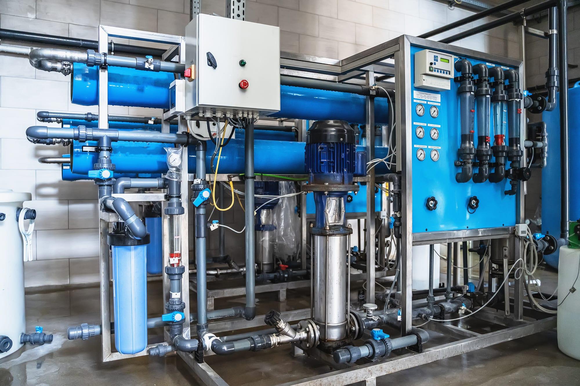 eau potable alliance environnement