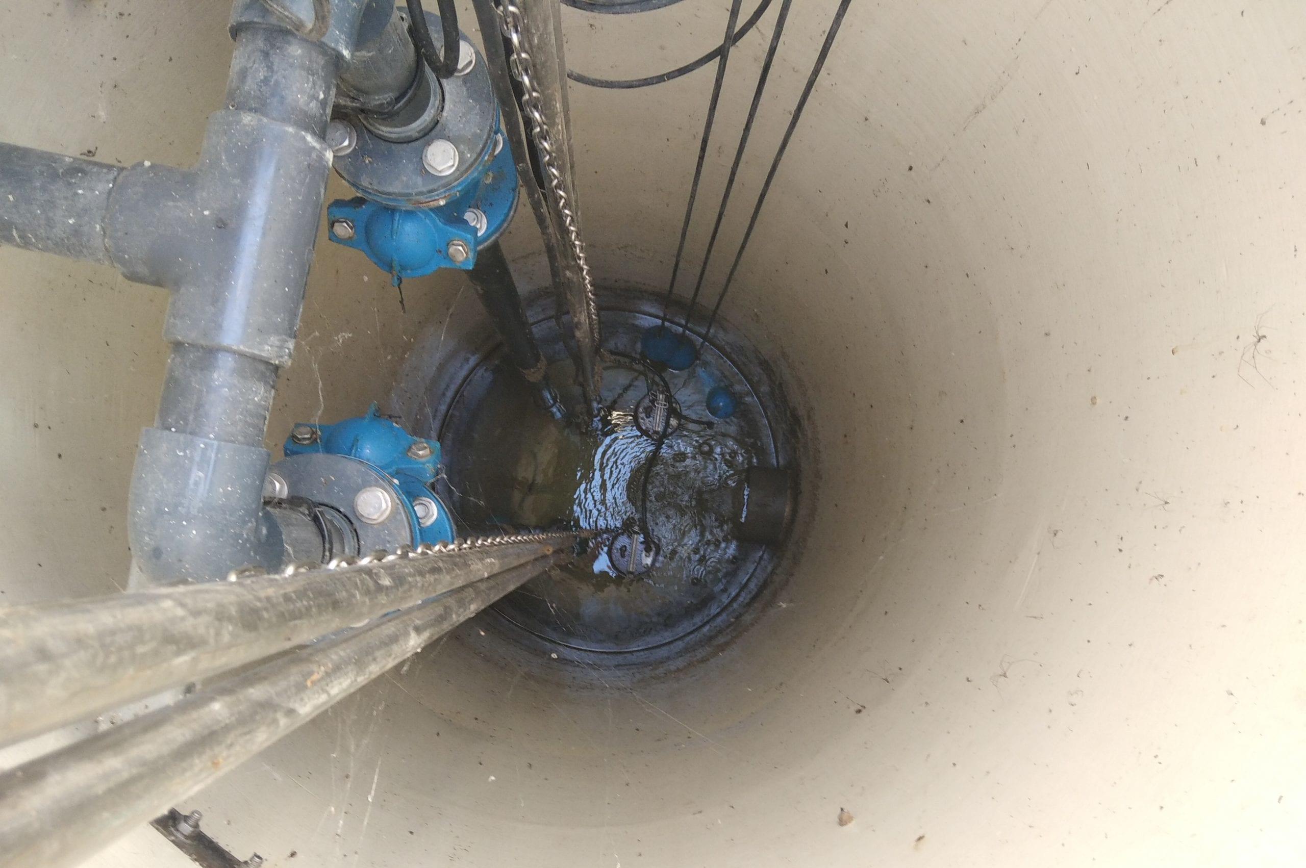 Nettoyage maintenance et dépannage postes de relevage