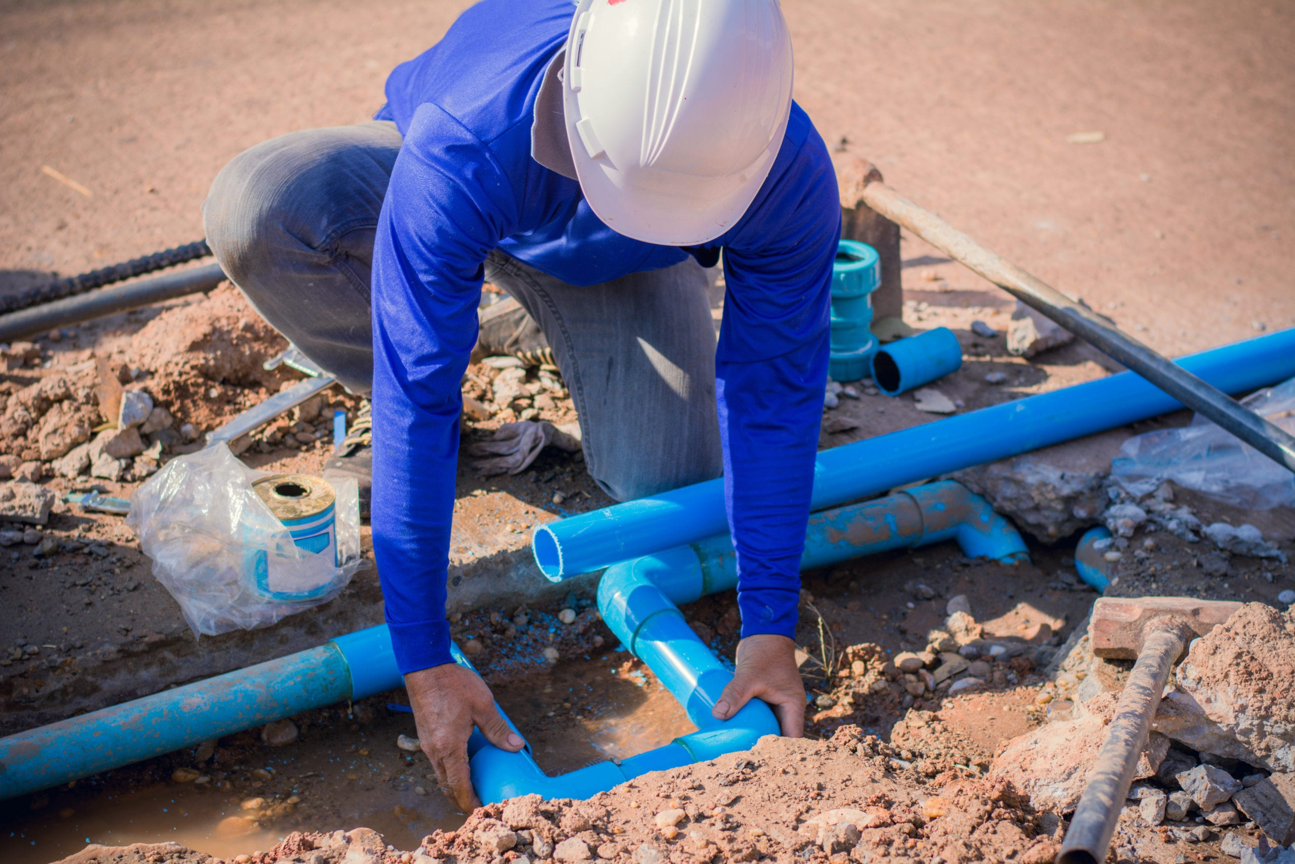 raccordement eau potable