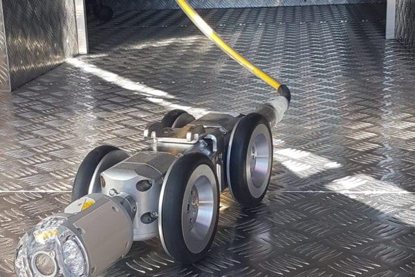 Un équipement dernier cri pour nos inspections caméra